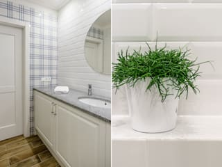 Anna Serafin Architektura Wnętrz 浴室