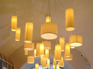 struktura świetlna od CHOLUJ DESIGN s.c. / ROKKI design Nowoczesny