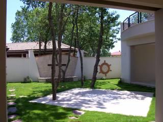 Country style house by SAYTAS SABUNCUOGLU YAPI VE TIC.LTD.STI. Country