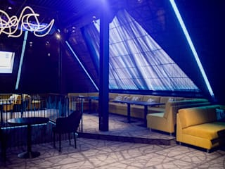 Eclectic style bars & clubs by АРТэврика Eclectic