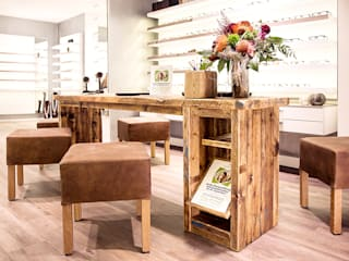 interior design opticians store edictum - UNIKAT MOBILIAR 書房/辦公室