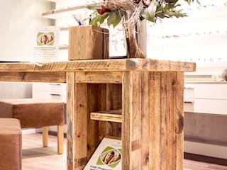 interior design opticians store edictum - UNIKAT MOBILIAR 辦公空間與店舖