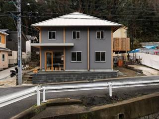 ©satoshi asakawa: 大松俊紀アトリエが手掛けた家です。