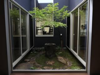 感じる・・・: 株式会社 津村造園が手掛けた庭です。