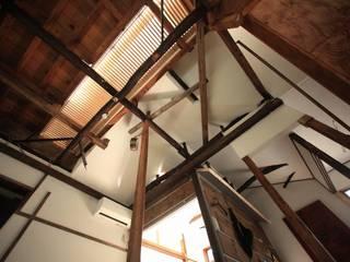 Living and farming 戸建リノベーション オリジナルな 壁&床 の 房総イズム オリジナル