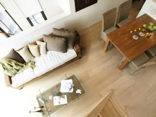 Nakano I邸 Modern Living Room by 房総イズム Modern