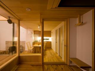 岩川アトリエ Modern dining room