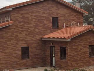 Proyecto Piera de Anuima - Arquitectura y Construcción Mediterráneo
