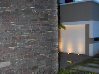 Casa DDC Nowoczesne domy od Zaccanti & Monti arquitectos Nowoczesny