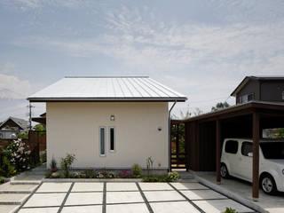 岩川アトリエ Modern houses