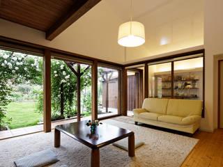 岩川アトリエ Modern living room