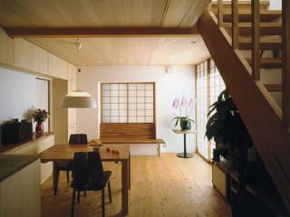 岩川アトリエ Ruang Keluarga Modern