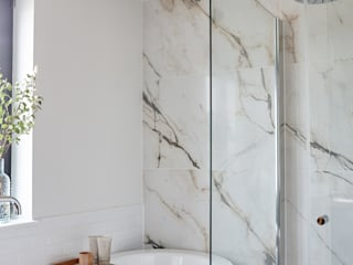 Gloucester Road Penthouse Modern bathroom by Bhavin Taylor Design Modern
