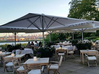 Schirmherrschaft Balconies, verandas & terraces Accessories & decoration