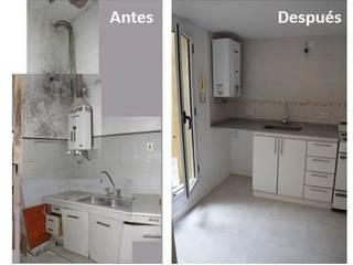Modern kitchen by Area61 Arquitectura Modern