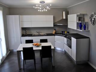 現代廚房設計點子、靈感&圖片 根據 ArcKid 現代風