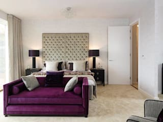 Great Kneighton: modern Bedroom by Countryside Properties