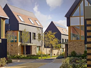 Great Kneighton: modern Houses by Countryside Properties