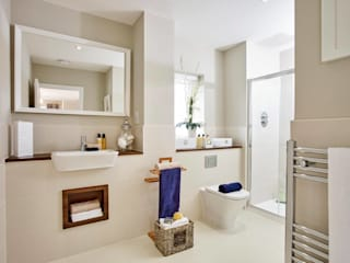 Beaulieu:  Bathroom by Countryside Properties