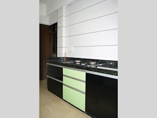Kitchen Solutions:  Kitchen by Neha Changwani,Modern