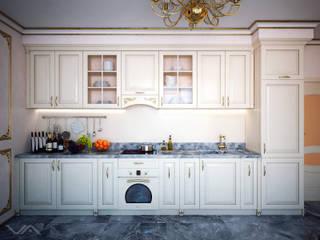 Дизайн кухни в классическом стиле. Ялта Кухня в классическом стиле от Василий Сибирцев Классический