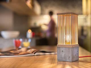 Collection TWIG - lampes à poser:  de style  par Atelier Maziné