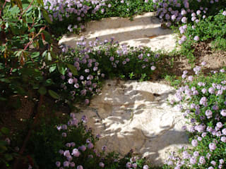 Piccolo angolo di Paradiso Giardini Giordani Giardino in stile mediterraneo