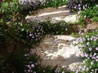 Mediterranean style garden by Giardini Giordani Mediterranean