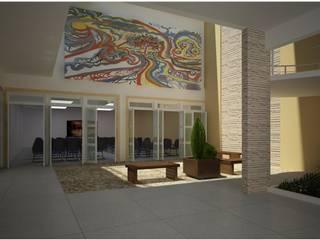 Residenciais - Ambientes Externos - Diversos: Terraços  por Vale Arquitetura,
