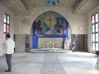 Chapelle reconvertie par coudrot architecture