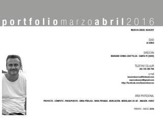 Portfolio:  de estilo  por mARQ