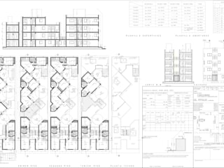 Fideicomiso Mendoza Casas clásicas de Alejandro Asbert Arquitecto Clásico