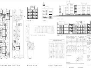 fideicomiso sarachaga Casas clásicas de Alejandro Asbert Arquitecto Clásico