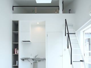 studio m+ by masato fujii Modern dining room