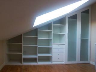 Librerías Estudios y despachos de estilo moderno de Jose Fernandez Moderno