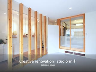 studio m+ by masato fujii Eclectic style houses