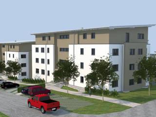 Nord Ansicht:   von Baudesign Laupheim GmbH & Co. KG