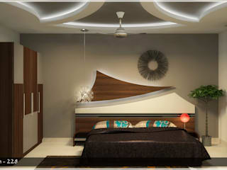 Contemporary Interior Design Classic style bedroom by Monnaie Architects & Interiors Classic