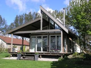 Aanbouw Zonderland Dick de Jong Interieurarchitekt Landelijke huizen