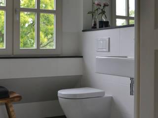 ONTWERP BADKAMER IN OUDE BOERDERIJ Landelijke badkamers van Binnenkijken Interieuradvies Landelijk