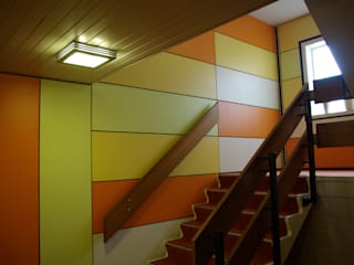 Zorgcomplex Eezicht Dick de Jong Interieurarchitekt Moderne gezondheidscentra