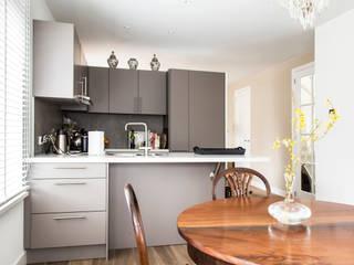 Кухни в . Автор – Woon Architecten, Классический