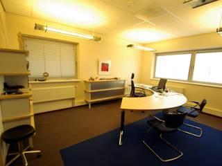Interieur huisartsenpraktijk Dick de Jong Interieurarchitekt Moderne gezondheidscentra