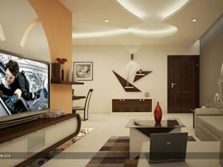 Contemporary Design in Interiors Classic style living room by Monnaie Architects & Interiors Classic