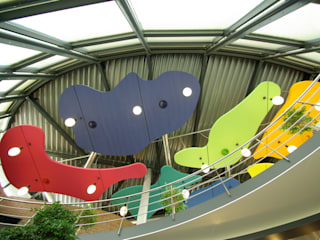Interieur Wilee Techniek Dick de Jong Interieurarchitekt Moderne kantoor- & winkelruimten