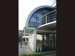 Architectuur Bakker Dick de Jong Interieurarchitekt Moderne kantoorgebouwen