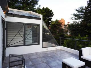 現代房屋設計點子、靈感 & 圖片 根據 Erb Santiago 現代風