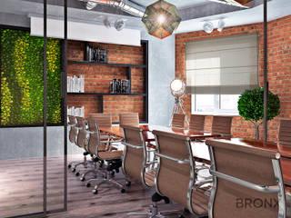 Estudios y despachos industriales de Bronx Industrial
