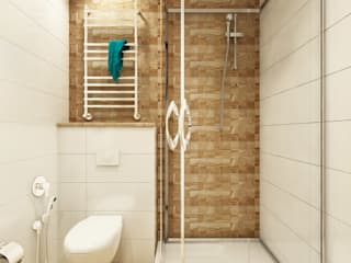 Bathroom by  Pure Design, Scandinavian