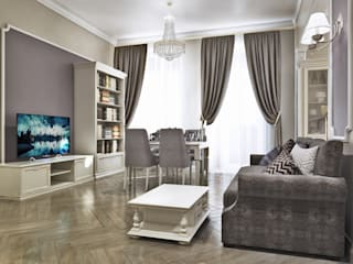 Living room by  Pure Design, Classic